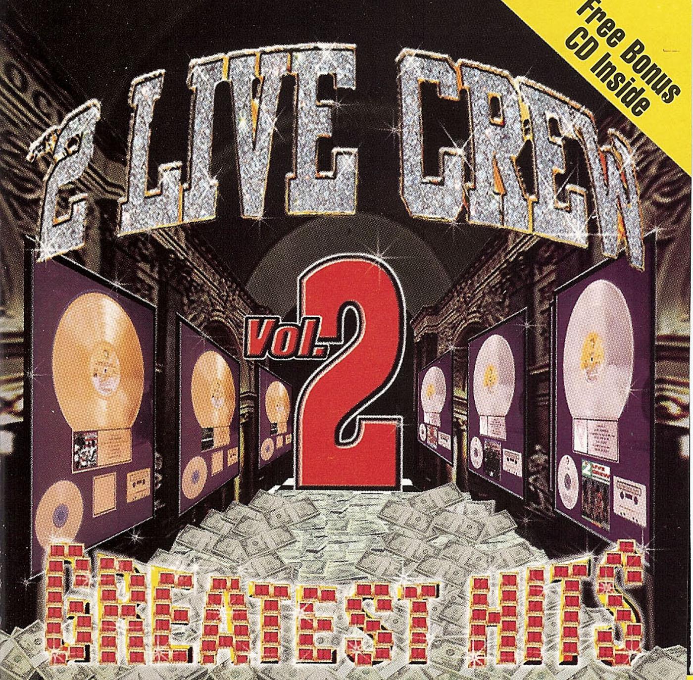 2 Live Crew Greatest Hits Vol 2nÇóCleannÇó2 Live Crew