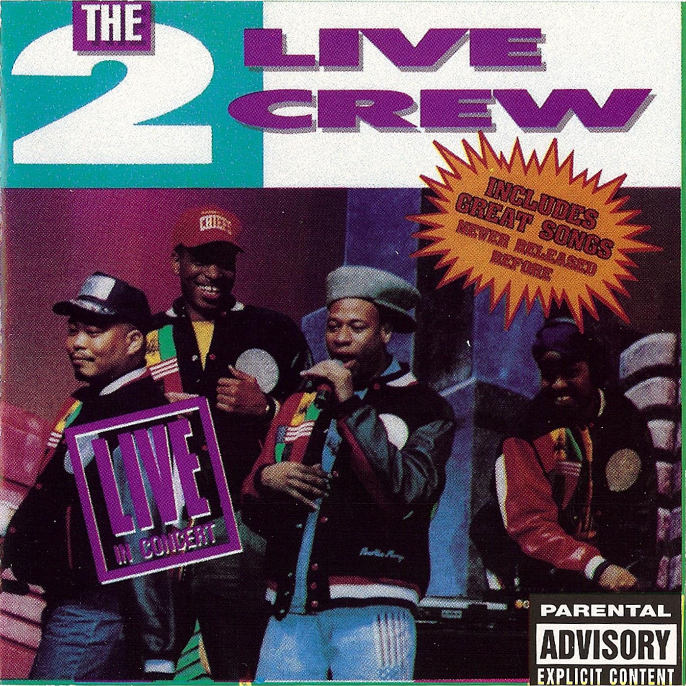 Live In ConcertnÇóexplicitnÇóThe 2 Live Crew