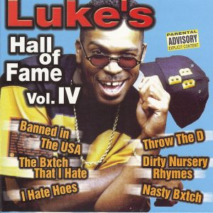 Lukes Hall of Fame Vol IVnÇóExplicitnÇóVarious