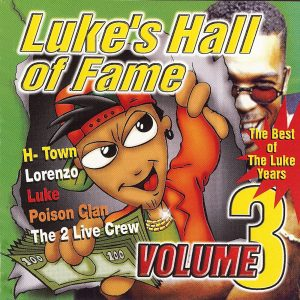 Lukes Hall of Fame Vol 3 Clean various