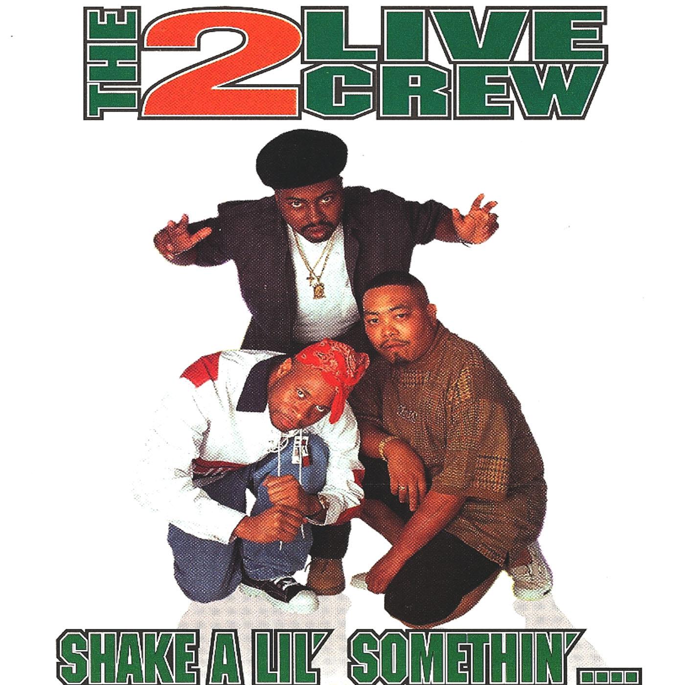 Shake A Lil' Somethin CD