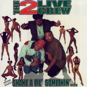 Shake a Lil' Something Clean 2 Live Crew